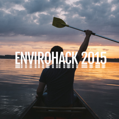 Hacking data to make a better environment - Envirohack